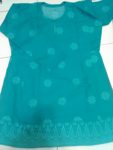 Photo 3 of Pesak gantung.. PG-7702 Baju kurung pesak gantung.. Meterial songket cotton