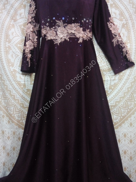 Photo 2 of Jubah/Dress TP-268004 JUBAH/DRESS