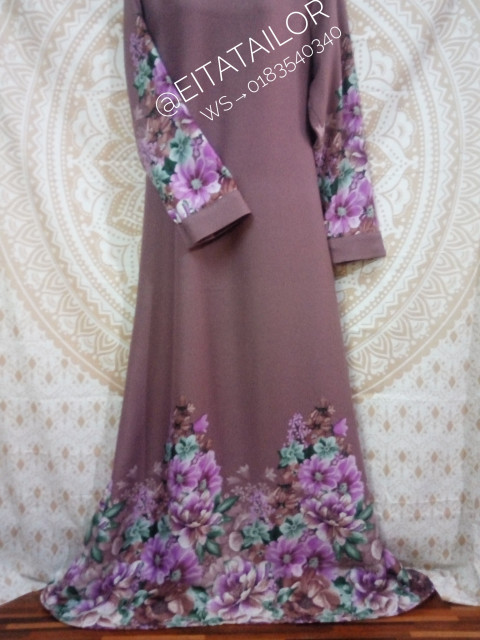 Photo 3 of Jubah/Dress TP-268004 JUBAH/DRESS