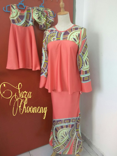 Photo 1 of Kurung baby doll TP-53001 Kurung baby doll