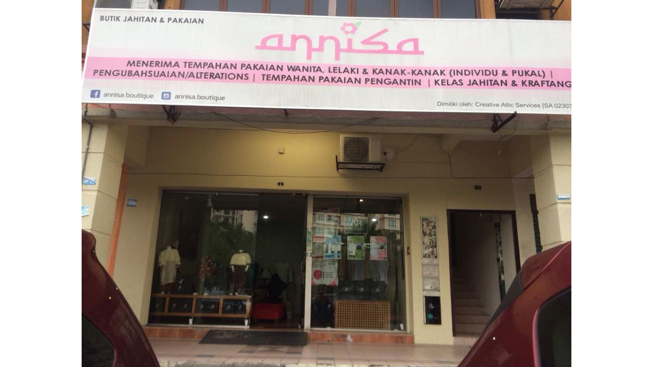 Annisa Tailoring & Boutique Photo 1 of Tailor-337